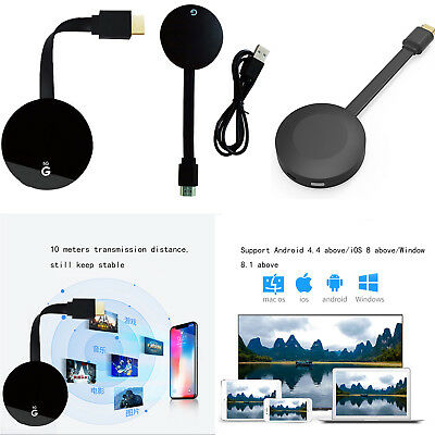 HDMI 1080P HD Digital Media Video Streamer Dongle 3nd Generation Für Chromecast