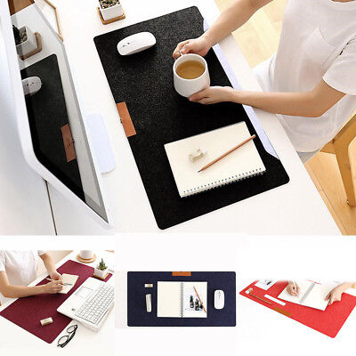 Large 600*300mm Anti-Slip Table Computer Desktop Keyboard Game Mouse Pad Mats uk