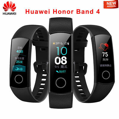 Huawei Honor Band 4 AMOLED Bluetooth Smart Armband Wristband Fitness Tracker