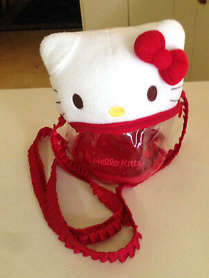 Hello Kitty Child's Bag - Red And White