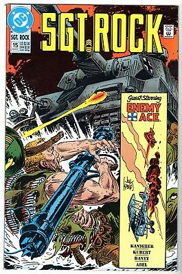 Sgt. Rock Special #15, Near Mint Minus Condition'