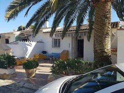 Bungalow in Moraira/Spanien