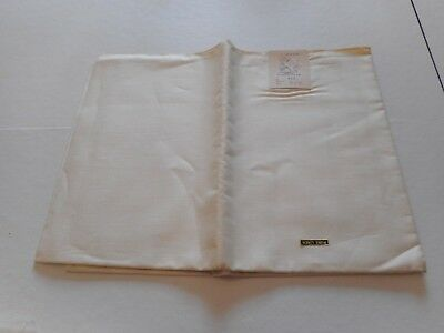 "Vintage B'Altman & Co Linen Tablecloth  - 52"" x 70""  New"
