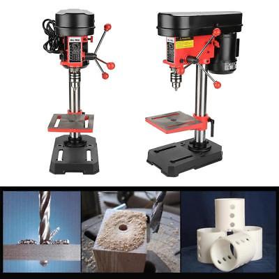 350W Electric Bench Drill Press Stand 5 Speed Mini Drilling Machine Chuck 50mm