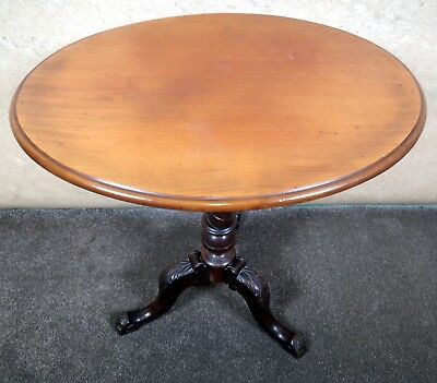Victorian Mahogany Wine / Occasional Table