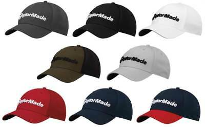 5820f0e38c7 TaylorMade Performance Cage Golf Hat 2019 Fitted Cap New - Choose Color    Size