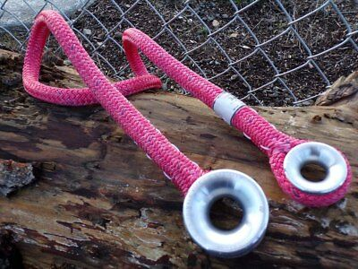"""ROPE LOGIC RIG AND RING, 9/16"""" x 4', STABLE BRAID"""