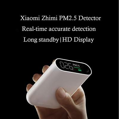 Xiaomi Smartmi Portable PM2.5 Air Detector Air Sensitive Quality Monitor Tester