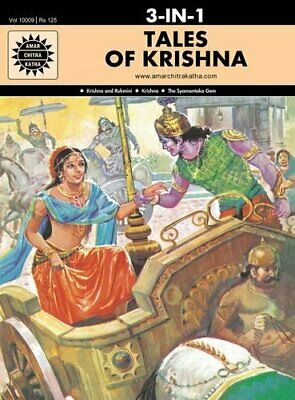 Tales of Krishna by Anant Pai Book The Cheap Fast Free Post