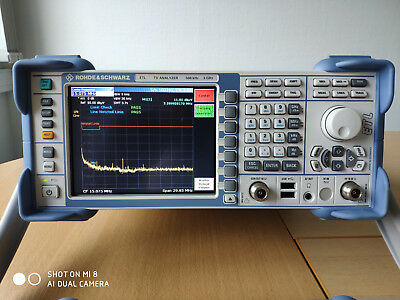 Rohde Schwarz ETL TV Analyzer, 6 Monate Garantie