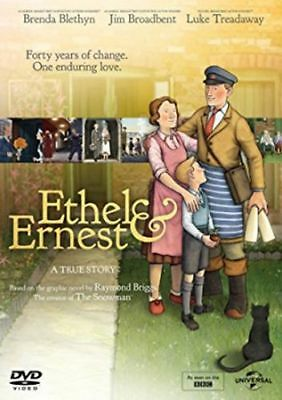 Ethel And Ernest Dvd [Uk] New Dvd