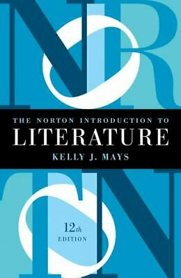 The Norton Introduction to Literature (Twelfth Edition), , Good Book