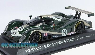 1:43 BENTLEY EXP SPEED 8 - 24h Le Mans (2001) - Wallace-Leitzinger-Van de P (49)