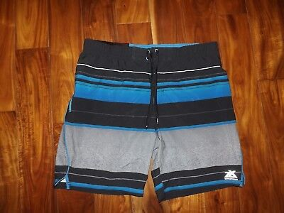 0da043ba22 NWT Mens ZeroXposur Blue Surf Stretch Swim Shorts Trunks Swimsuit UV XL