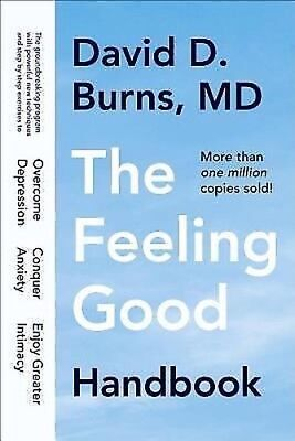 The Feeling Good Handbook by David D. Burns