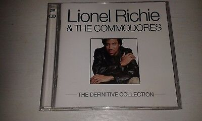 Lionel Richie & The Commodores : Definitive Collection 2Cd Set