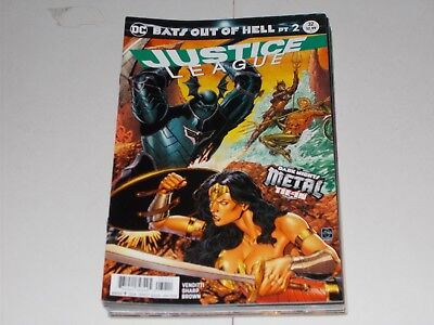 Justice League 32 (2018) Bats Out Of Hell Part 2