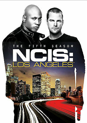 NCIS: Los Angeles - Season 5 = NEW DVD R4