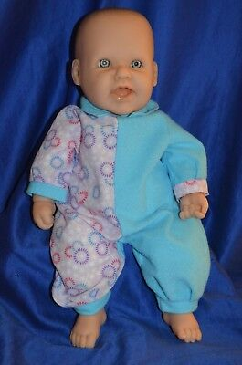 Berenguer Baby Doll ~ Laughing Baby With Soft Body And Blue Eyes ~