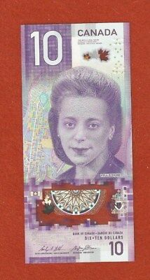 2018 Viola Desmond Ten Dollar Bank Note Gem Uncirculated Crisp E224