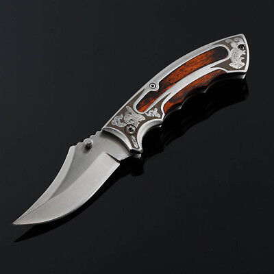 Tactical Folding Blade Knife Camping Hunting Fishing Survival Outdoor knives