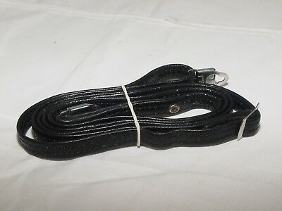 Vintage Hasselblad 49018 Leather Neck Strap for Hasselblad V series. 500CM