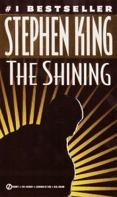 The Shining (Signet) by King, Stephen Paperback Book The Cheap Fast Free Post