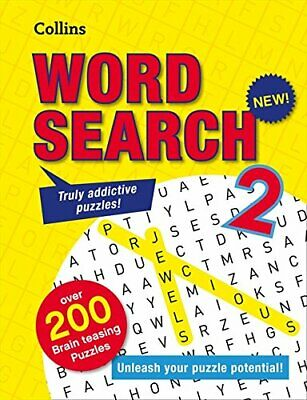 Collins Word Search: Book 2 by Collins Book The Cheap Fast Free Post