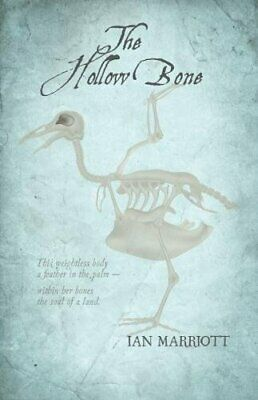 The Hollow Bone by Ian Marriott Book The Cheap Fast Free Post
