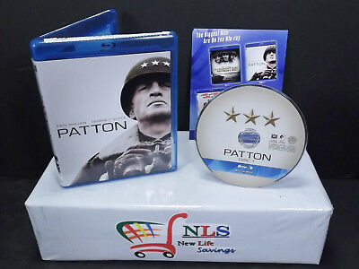 Patton Blu-ray Karl Malden, George C. Scott (DVD Not Included)