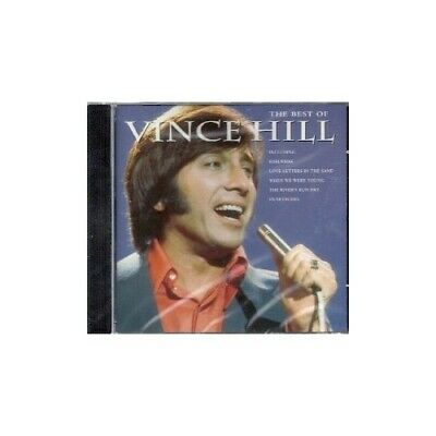 Vince Hill - Best of - Vince Hill CD FSVG The Cheap Fast Free Post The Cheap