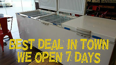 Chest Freezer1080 Ltrs Brand New With 12 Month Warranty We Open 7 Days
