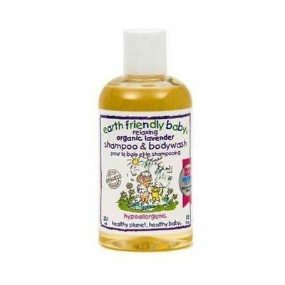 Earth Friendly Baby Calming Lavender Shampoo & Body Wash 250ml x 10 Pack