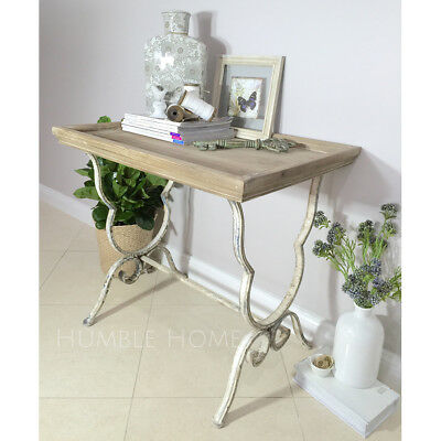 Vintage Timber Console/Hall Table/Stand/Shelf/Farmhouse/Hampton's/French Country