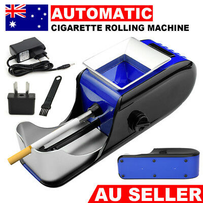 Electric Automatic Cigarette Injector Rolling Machine Tobacco Maker Roller Tool