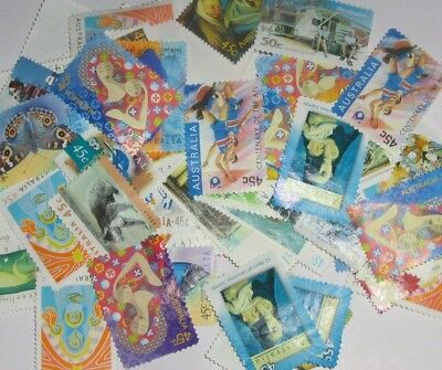 Australia 500 x 45 Cent Stamps Unfranked With Out Gum