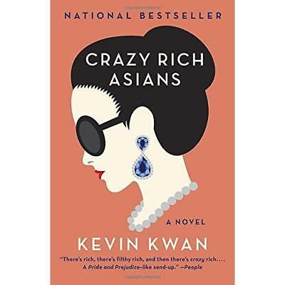 Crazy Rich Asians Kwan, Kevin