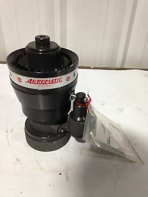 Akron Akromatic 5077 Electronically Controlled Master Stream Nozzle 250-1250GPM