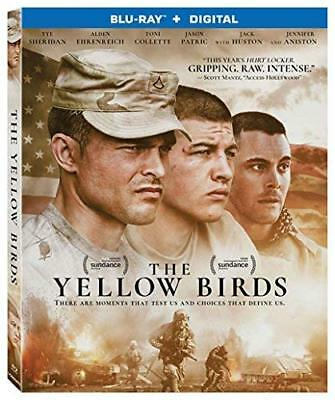 The Yellow Birds BLU-RAY NEW