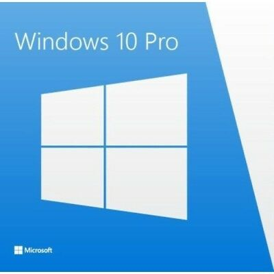 Microsoft Windows 10 Pro Digital Key Instant Delivery Lifetime 32/64Bit