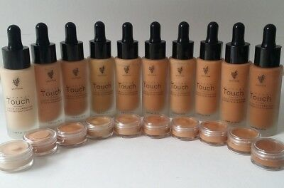 Younique Touch Mineral Liquid Foundation 3ml, 5ml sample pots OR 20 ml full size