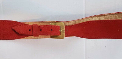 Ceinture ancienne, vintage belt, Femme, woman, pin-up, 1940/50's.  NOS. 1e