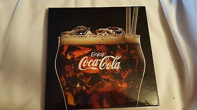 Coca Cola Corporate Issued Hard Back Book 1990