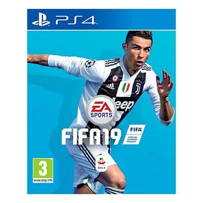 Videogames Fifa 19 Ps4 Italiano Playstation 4 Fifa 2019 Dvd Ita Standard Edition