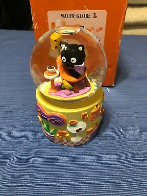 2004 Sanrio Choco Cat Water Globe - New