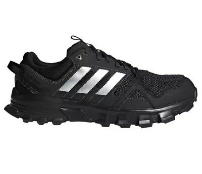 a8571b0eecea7 ADIDAS MENS 9 Core Black Rockadia Trail M Running Shoes SNEAKERS CG3982  Trainers