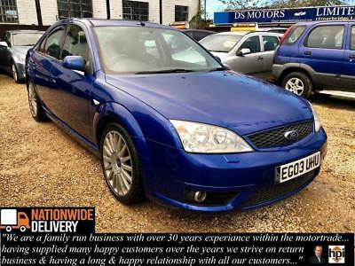 2003/03 Ford Mondeo 3.0 V6 ST220 ( Nationwide Delivery )