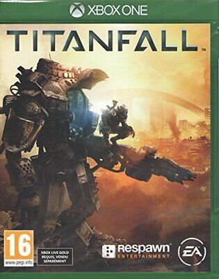 Xbox One - Titanfall (Xbox One) [import version (french) but pla... - Game  FYVG