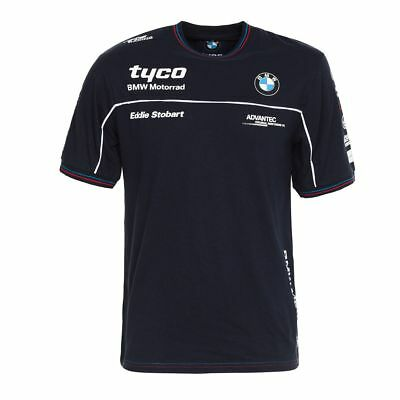 BMW Tyco Superbike Racing Team T-Shirt | New | Official Merchandise