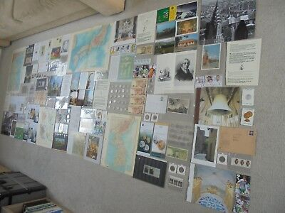 Biggest Ever! Job Lot,  Coins & Banknotes Photos, Maps, Stamps Postcards & More.
